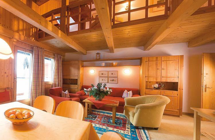 appartements preise im hotel zerzer in serfaus. Black Bedroom Furniture Sets. Home Design Ideas