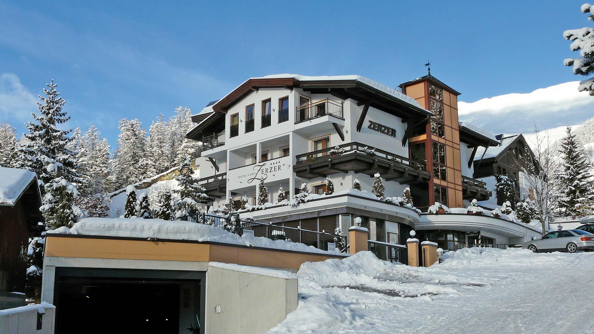 Hotel Zerzer Serfaus